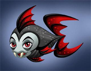 Laat de vampiervis in het aquarium van free aqua zoo for Vampire fish for sale