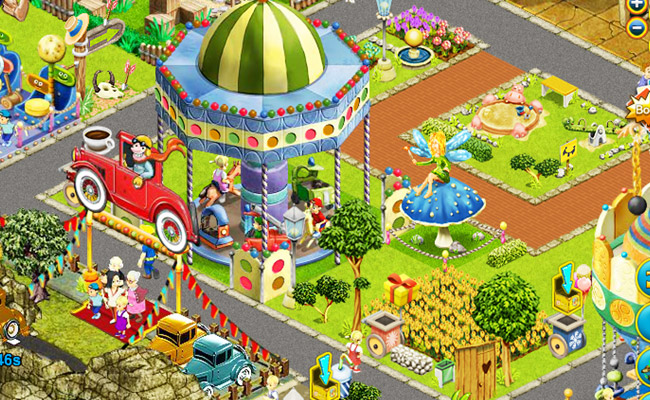 de online slots theme park online spielen