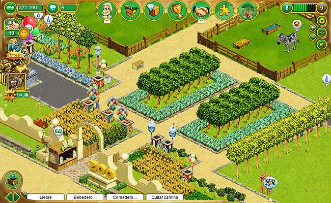 My Free Zoo El Juego De Navegador De Zoo En Upjers Com