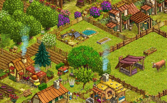 my little big farm