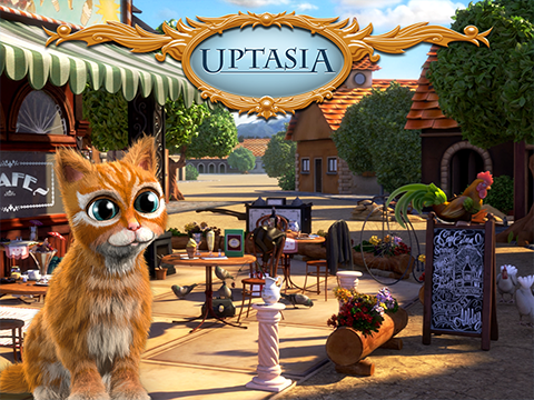Uptasia – The fun hidden object game