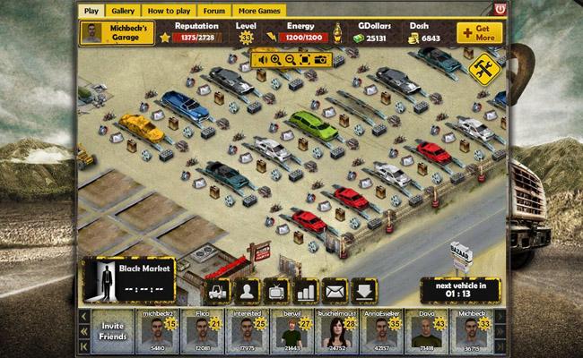 Garbage Garage Online Taray C Oyunu