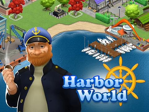 Manage deinen eigenen Hafen
