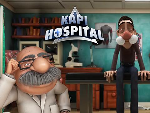 Dein eigenes Krankenhaus im Browser