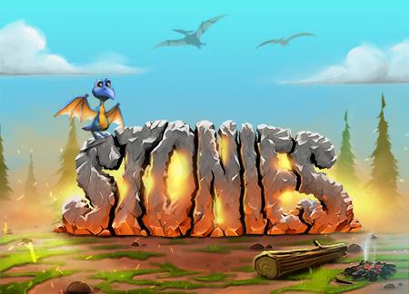 Erlebe das Steinzeit-Spiel im Browser