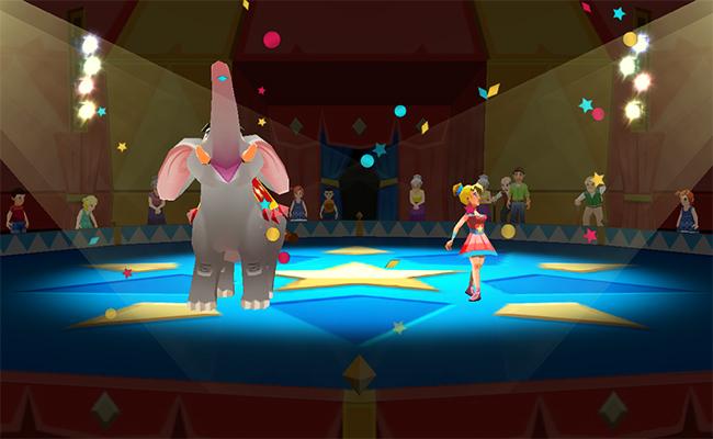 convertiros en un jefe de pista en el juego de navegador my free circus y completad excitantes desafos manejad vuestro propio circo encantad a vuestros