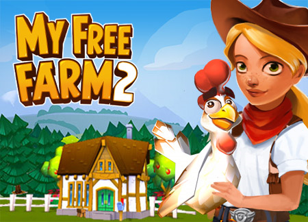 Spielvergnügen auf dem Bauernhof
