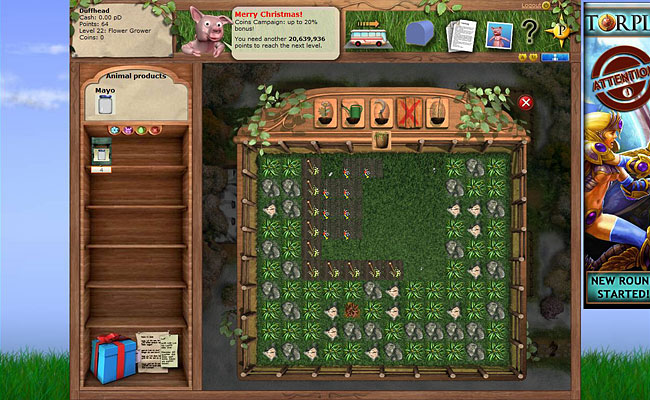 my free farm game