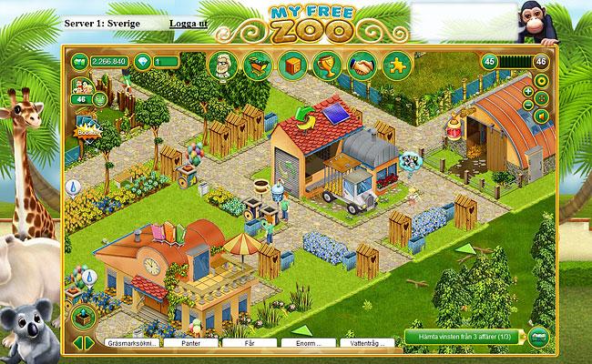 gratis zoo spiele