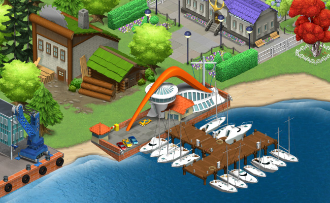 Harbor World Screenshot