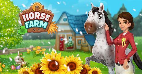 Játssz ingyen a Horse Farm játékkal