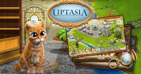 Játssz ingyen az Uptasia játékkal