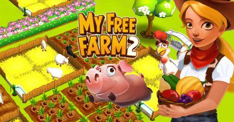 Játssz ingyen a My Free Farm 2 játékkal