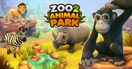 Browsergame Zoo2: Animal Park