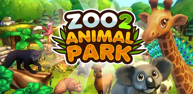 zoo 2 animal park das neue tierparadies im play store. Black Bedroom Furniture Sets. Home Design Ideas
