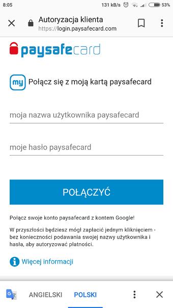 Mypaysafe